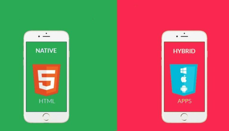 Difference Between Hybrid And React Native App Development